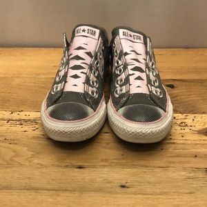 Converse All Star Low Top Laceless Women's 6